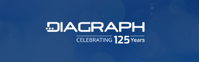 TO CELEBRATE 125th ANNIVERSARY, DIAGRAPH INTRODUCES NEW GLOBAL STRATEGY  DEDICATED TO MAKING MARKING, CODING & LABELING EASY