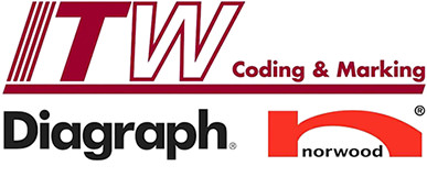 Diagraph and ITW Norwood Logos