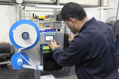 Automated Labeling repair