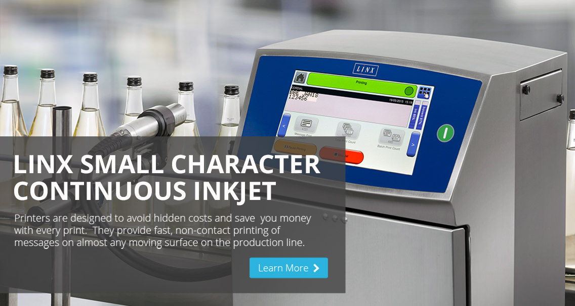 inkjet coder equipment