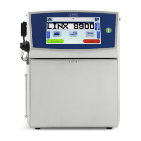 Linx 8900 Continuous Inkjet Printer Series