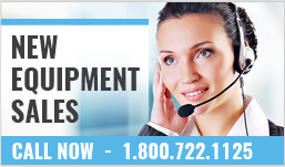 New Equipment Sales phone number